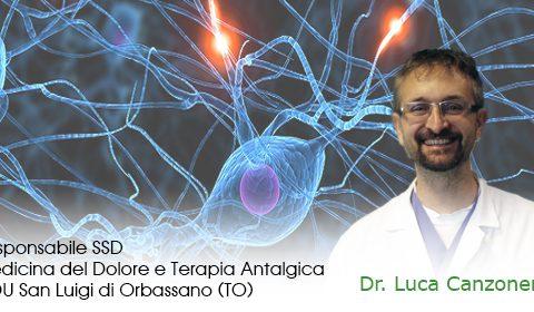 Dr Luca Canzoneri – IL DOLORE: comprensione e approccio terapeutico