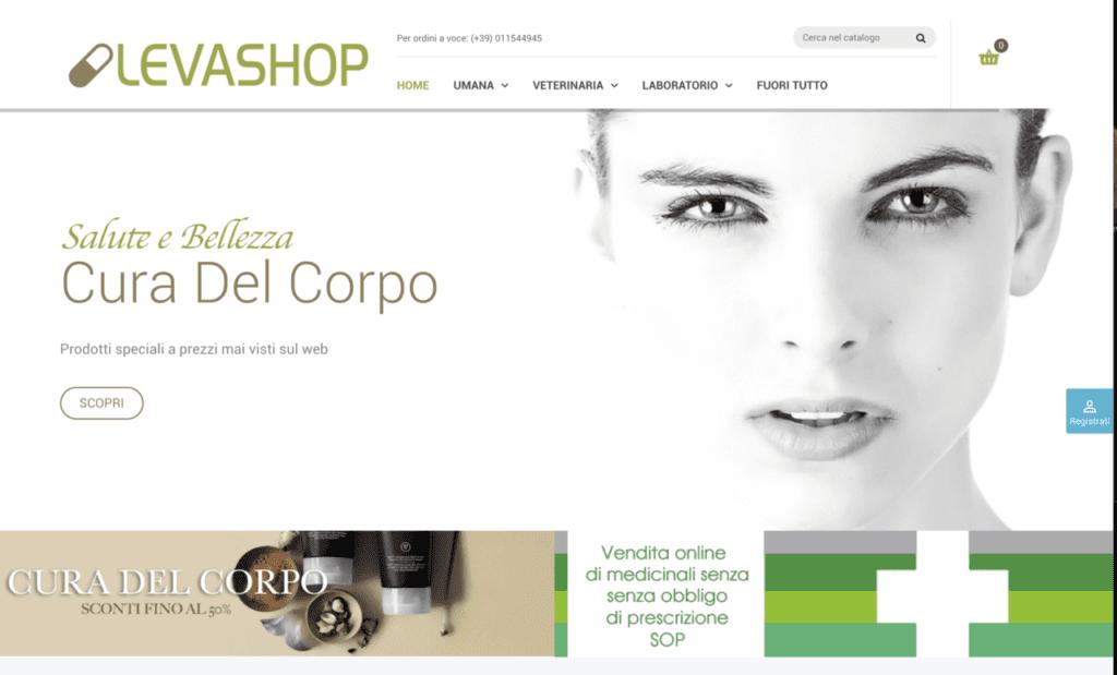 LevaShop