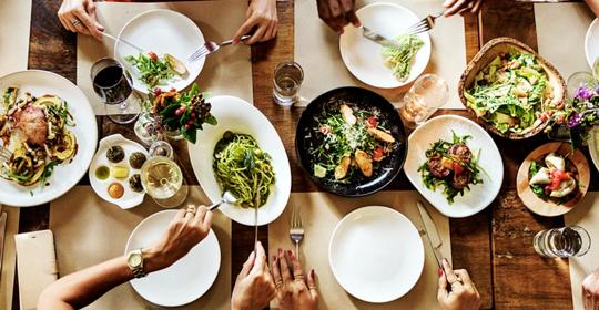 Vita Spericolata a tavola? Parliamone
